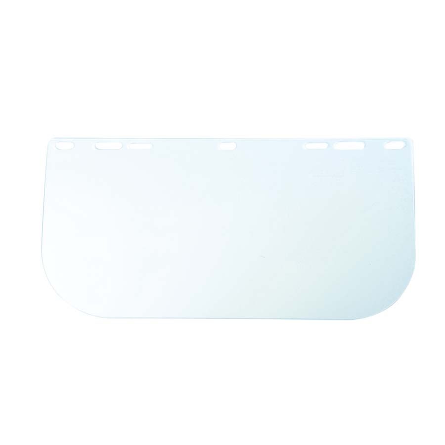 Polycarbonate Visor, Clear